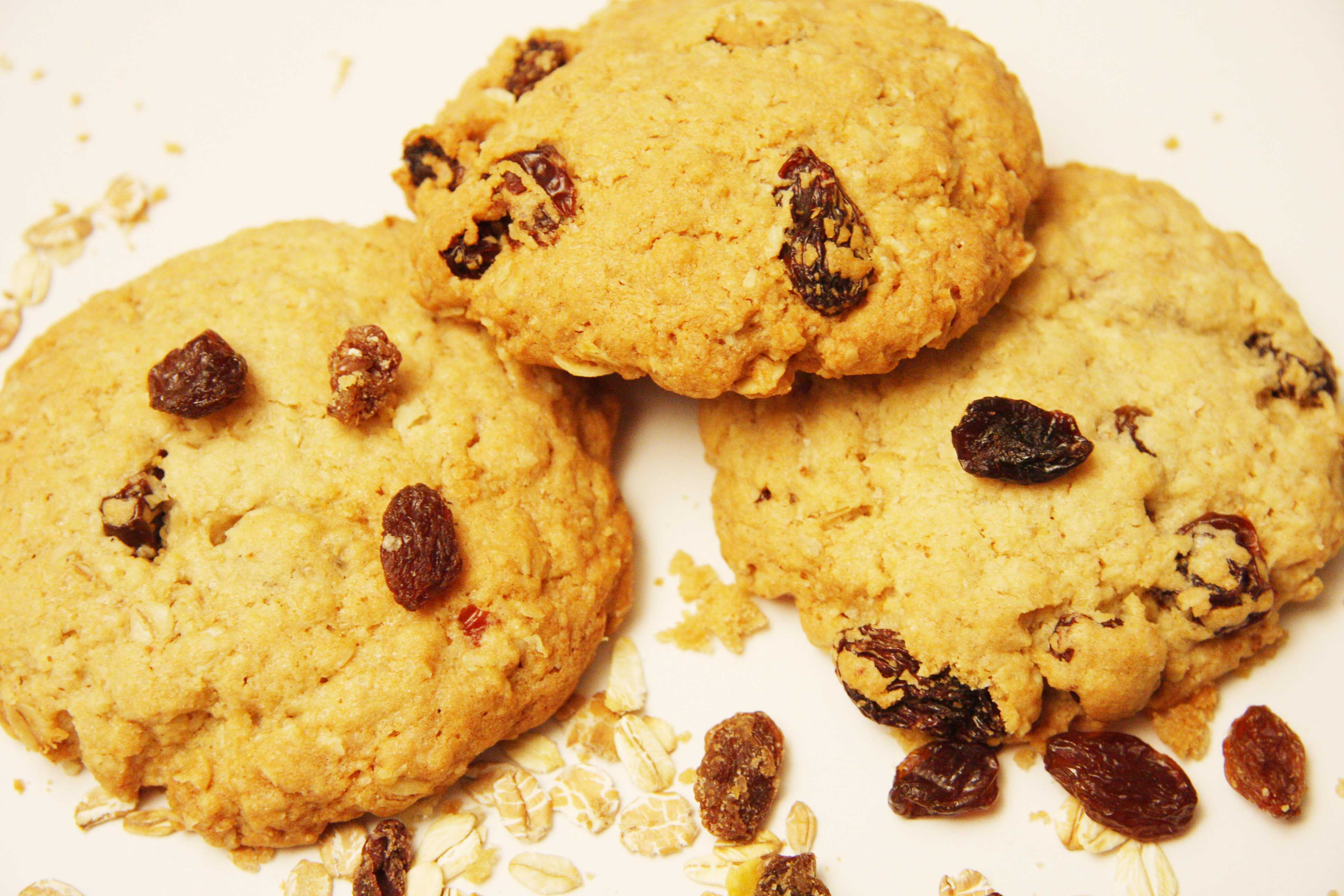 Cookies Oatmeal Raisin